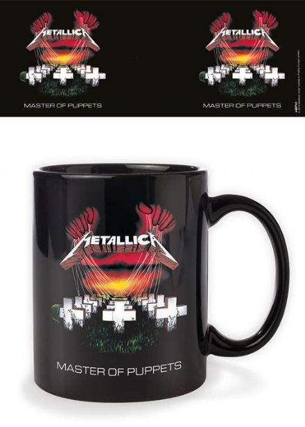 Metallica (Master of Puppets) Coffee Mug
